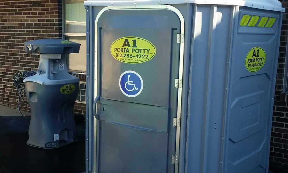 Porta Potty Rentals and Portable Restrooms Louisville, Ky ...