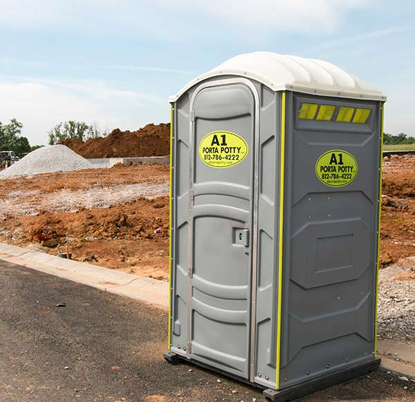 Porta potty rental louisville ky southern indiana a1 for Porta johns for rent