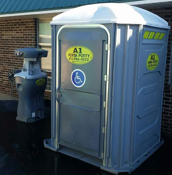Porta Potty Rentals And Portable Restrooms Louisville Ky