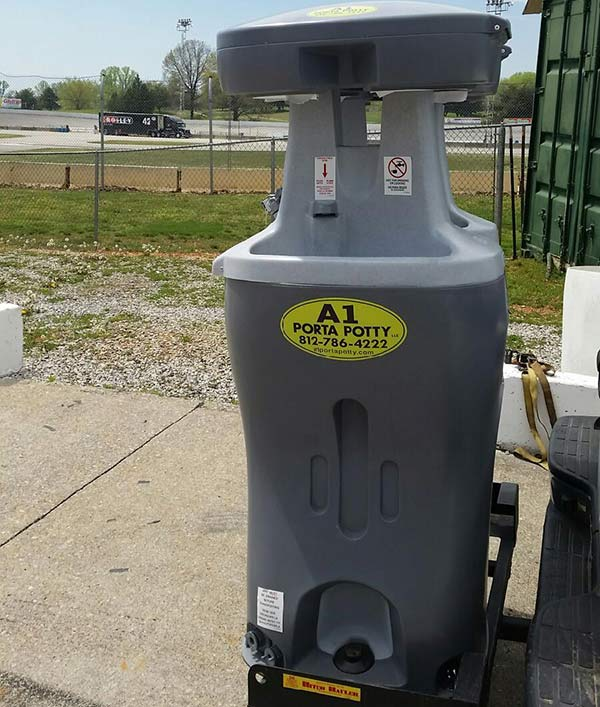 Rent a portable hand washing station louisville ky a1 for Porta johns for rent