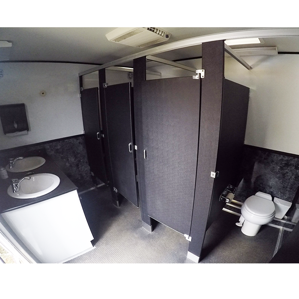 Trailer Bathroom Rental Luxury Restroom Trailers For Rent Louisville Ky  A1 Porta Potty
