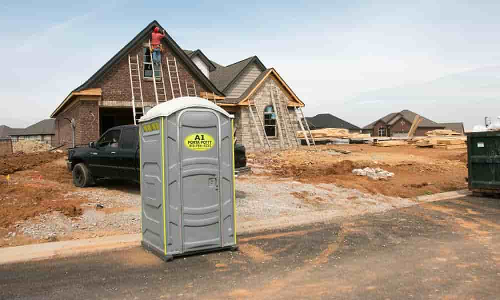 Construction site porta potties for rent louisville ky for Porta john rental