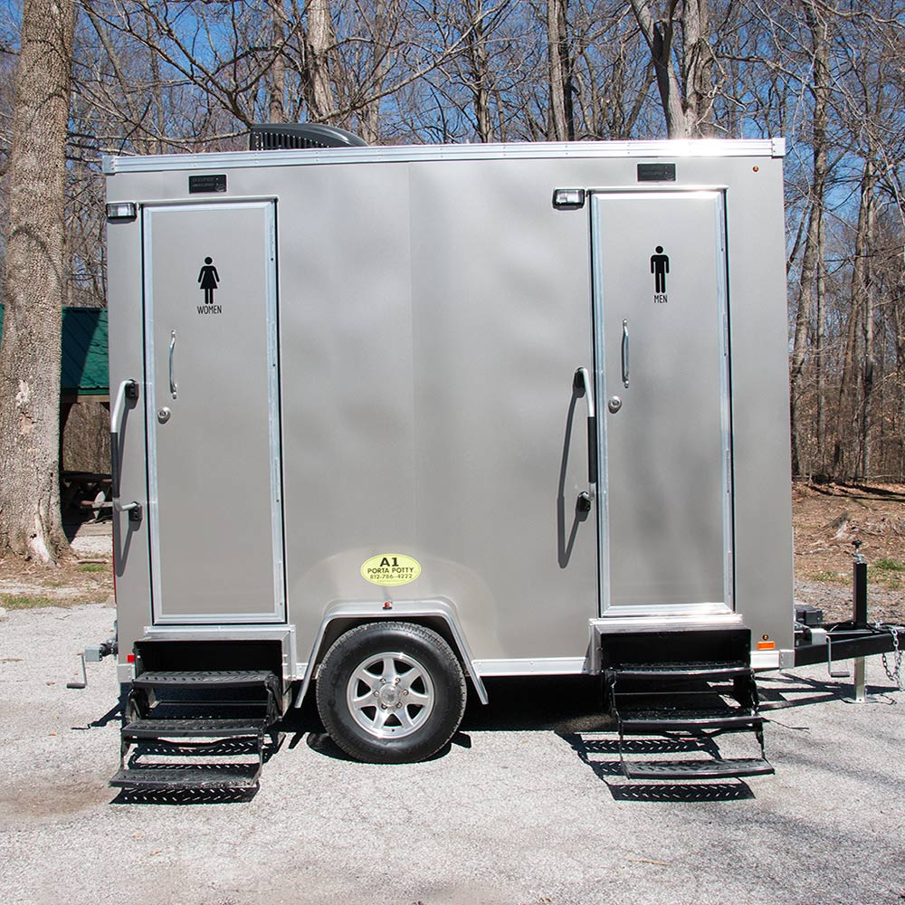 Portable Restroom Trailer Rental Louisville Ky A1 Porta Potty